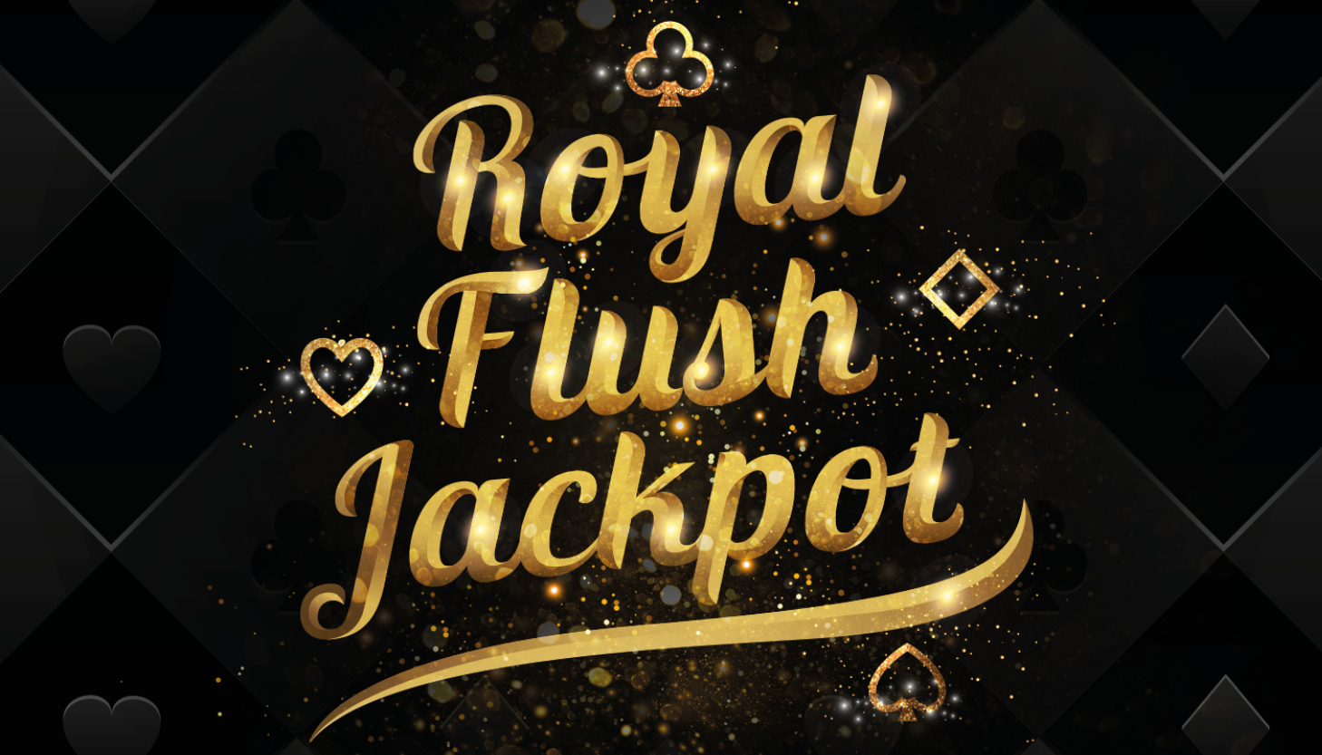 Royal Flush Jackpot