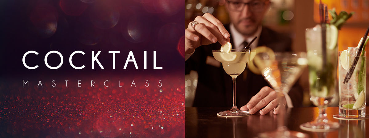 Cocktail Masterclass at Rendezvous Brighton