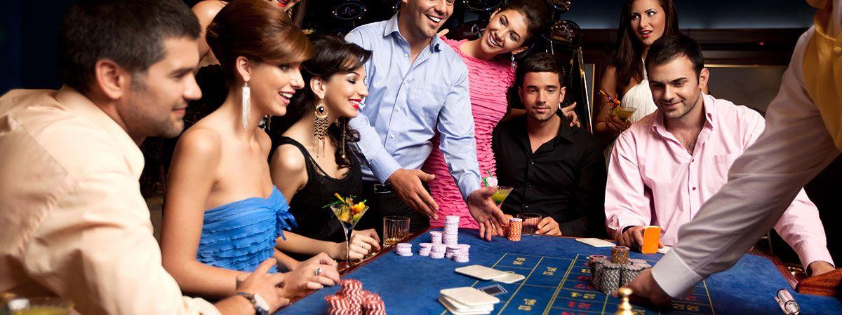 Casino Games at Rendezvous Brighton