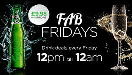 FAB Fridays at Rendezvous